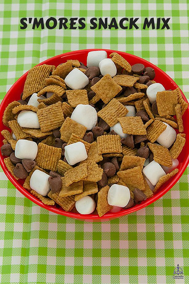 Camp Discovery S'more Snack Mix