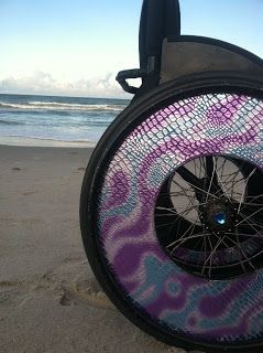 An online magazine for women in wheelchairs http://www.mobilewomen.org/. >>> See it. Believe it. Do it. Watch thousands of spinal cord injury videos at SPINALpedia.com
