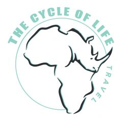 The Cycle of Life – Travel Africa Logo Design by Lunagraphicdesign.co.za