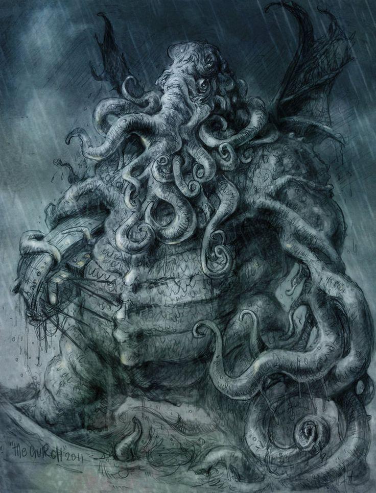 17 Best images about Lovecraftian mythos on Pinterest ...
