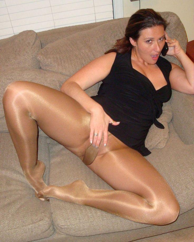 German amateur pantyhose nylons