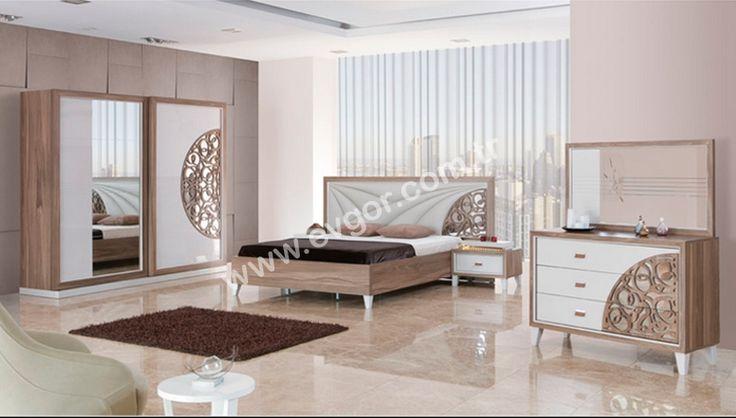Romance Modern Bedroom