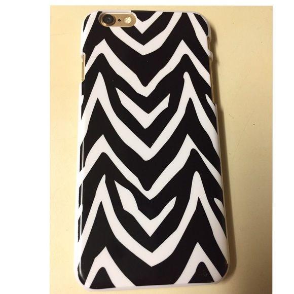 iPhone 6 Case Zebra Print; iPhone 6. Price is negotiable! Accessories Phone Cases