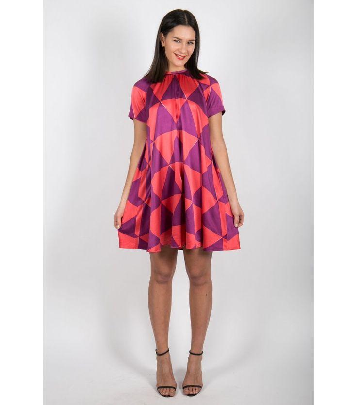 Marimekko Uu Silk Dress - WST