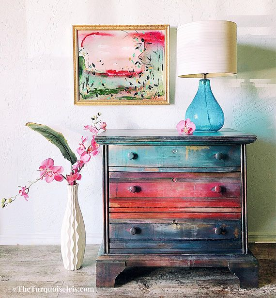 Best 25 refinished nightstand ideas on pinterest redo for Multi night stand
