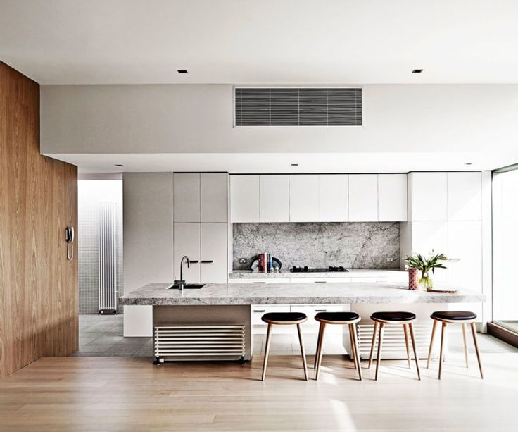 11 modern, minimalist kitchens to fall in love with - Homes To Love