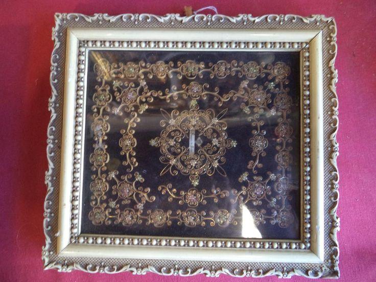 Tableau Reliquaire St Francois De Salle Paperolle, Antiquit�s Le Passe Temps, Proantic