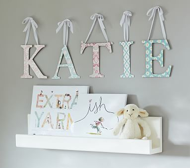 Printed Letters #pbkids