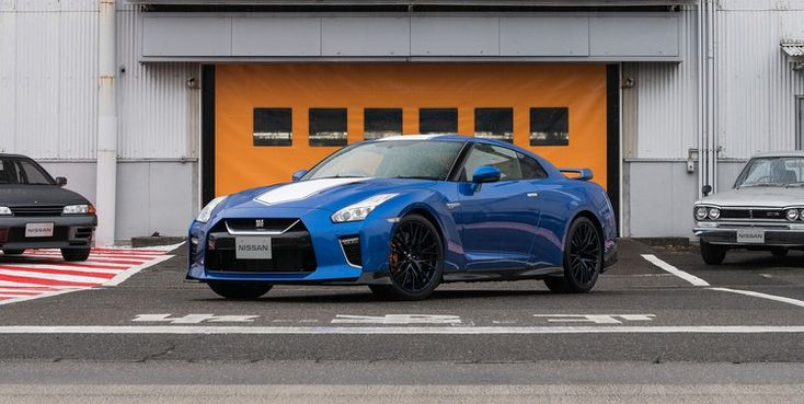 View 2020 Nissan GT-R Photos — Car and Driver