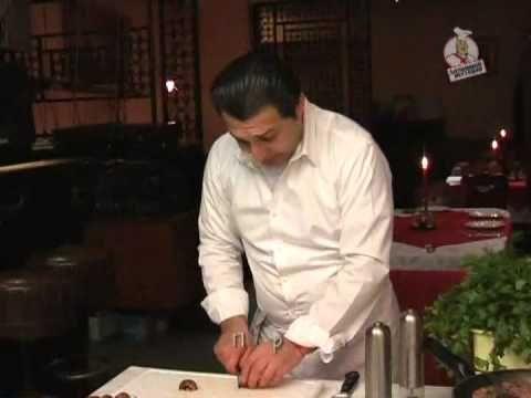 Армянская кухня, Ирибуни, фаршированый картофель