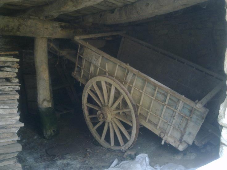 Otro carro en Villasopliz