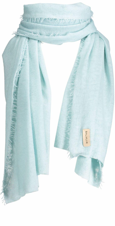 Helsinki scarf, 70x195cm, light mint