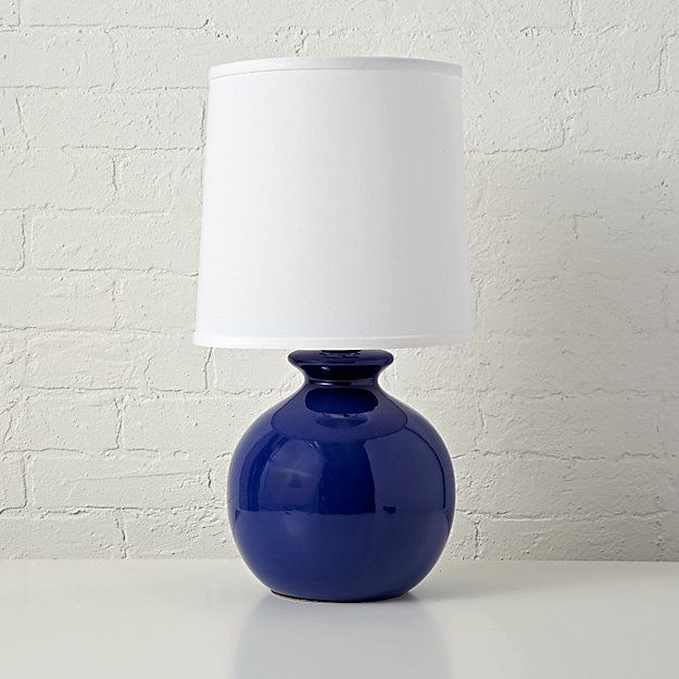 Gumball Blue Table Lamp | The Land Of Nod