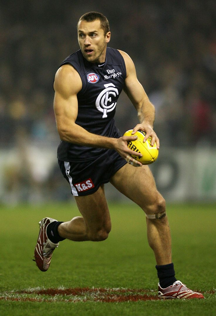 Anthony Koutoufides - 278 matches (Photo: AFL Photos)