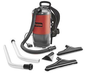 Backpack Vacuum, Backpack Vacuum Cleaners in Stock - ULINE