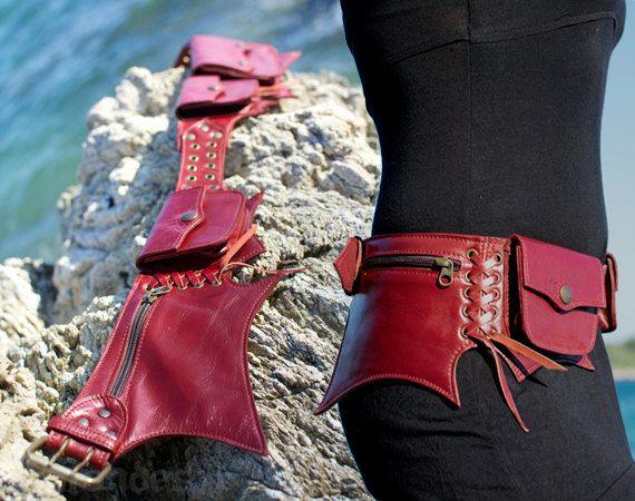En cuir ceinture utilitaire _ BAT. RD _ haute qualité par offrandes