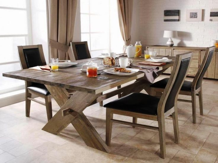 Superb Dining Room: Rustic Spanish Dining Room Tables Rustic Solid Wood Dining  Room Tables Rustic Dining