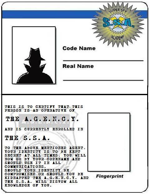 25+ Spy Code Name Generator Pics - FreePix