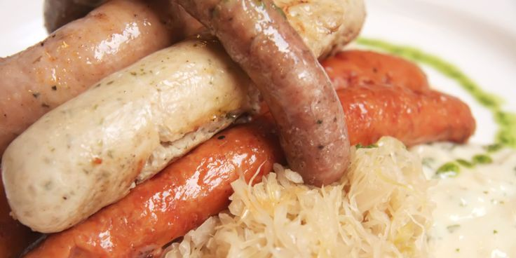 how to make oktoberfest sausage