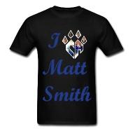 Matt Smith!!!! <3 Best male cheerleader ever!