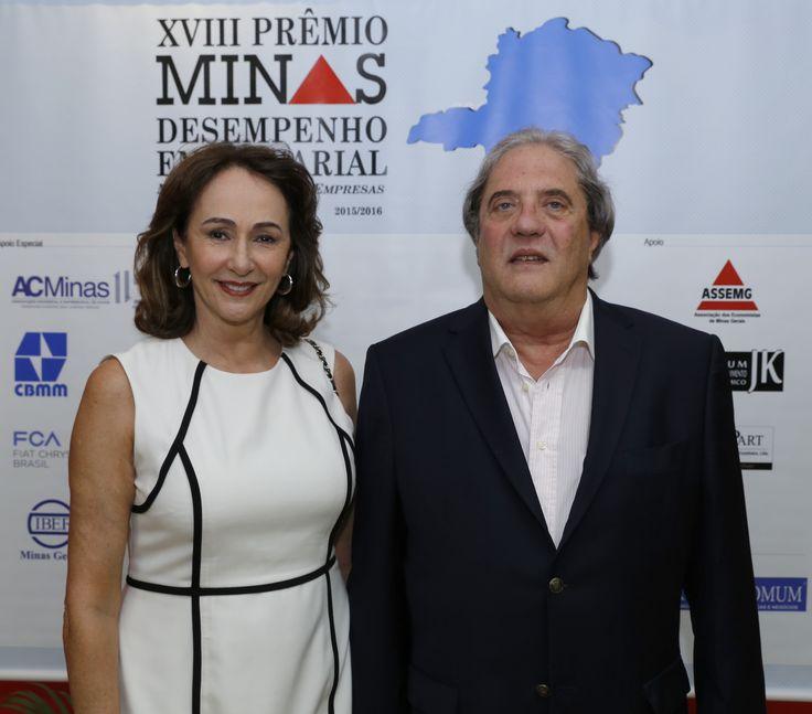 Tereza Guimarães e Damião Paes