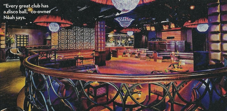 Disco Ball Club