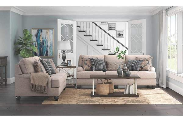 Fermoy Exclusive Sofa Furniture Ashley Furniture Sofas Living