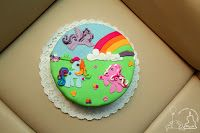 Picuki: Én Kicsi Pónim torta