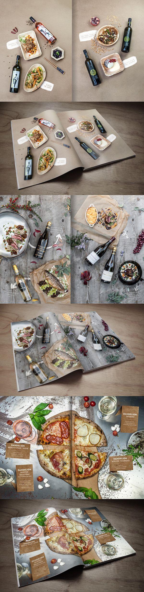 wijnspijs combinatie - Vince wine magazine.