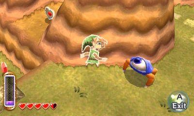 Afbeeldingsresultaat voor a link between worlds screen shot