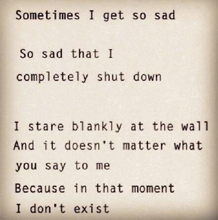 So lost in wonder