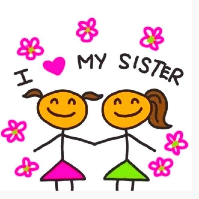 I <3 my sister