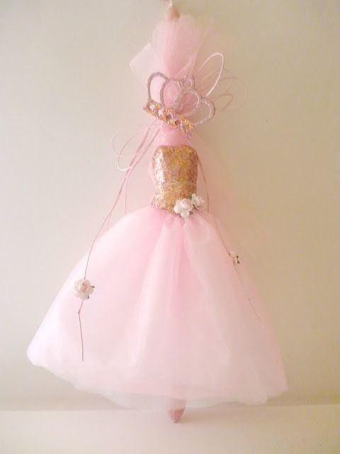 Irene & Nicki Crafts: Sparkly Princess Easter Candle ...