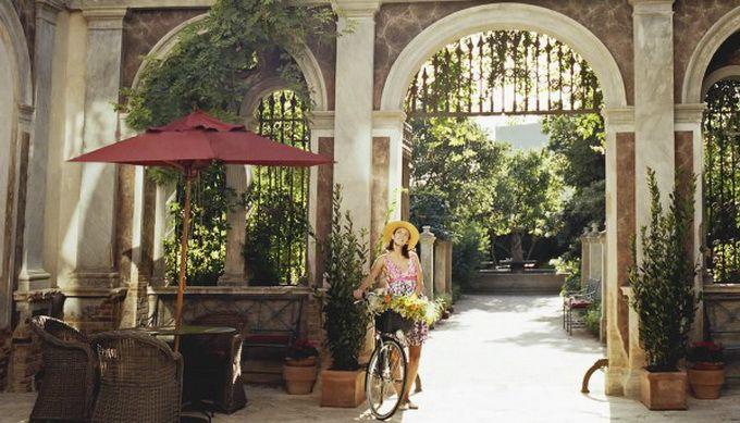 #excll #дизайнинтерьера #решения Разве это не рай? Отель Палаццо сети Коппола | Excellence Group - решения