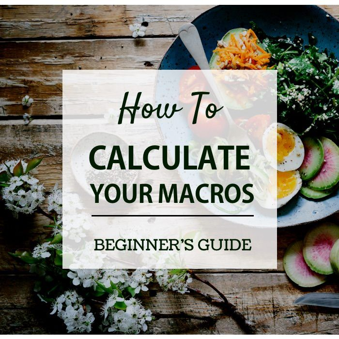 Here's a simple formula to use to calculate your macronutrients when using flexible dieting (IIFYM) so you can achieve your weight loss or fitness goals.