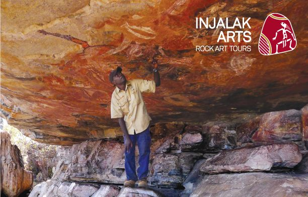 Injalak Arts has been given exclusive permission by the Traditional Owners to facilitate Aboriginal Rock Art Tours led by trained local guides.