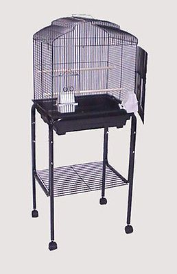 Cage Stands 116360: Rolling Stand For 18 X 14 Or 18 X 18 Bird Cage (Stand Only) Black-146 -> BUY IT NOW ONLY: $47.39 on eBay!