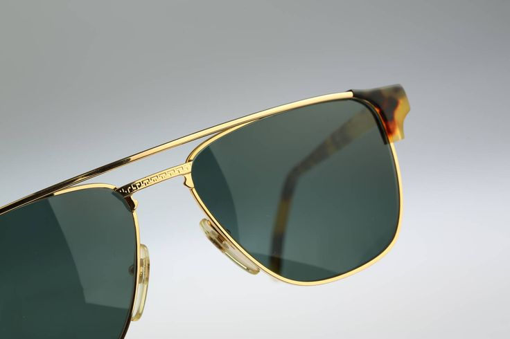Gian Marco Venturi Mod 711 / Vintage sunglasses / NOS / 80s designer eyewear by CarettaVintage on Etsy