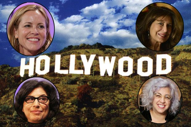 Hollywood Leaders Propose Solutions to Gender Disparity at Networks, Studios