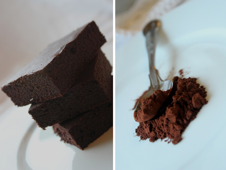 Himmelske Brownies...