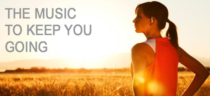 This is the best site ever. rockmyrun.com offers amazing running playlists.. for FREE! :)