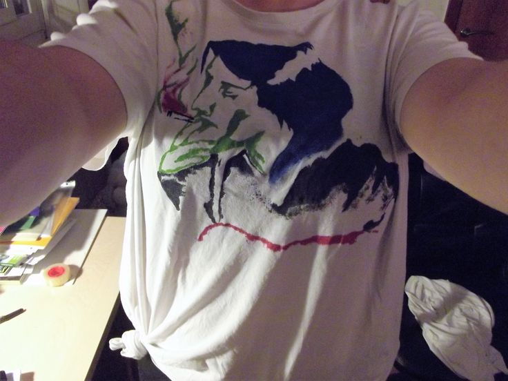 DIY T-shirt.