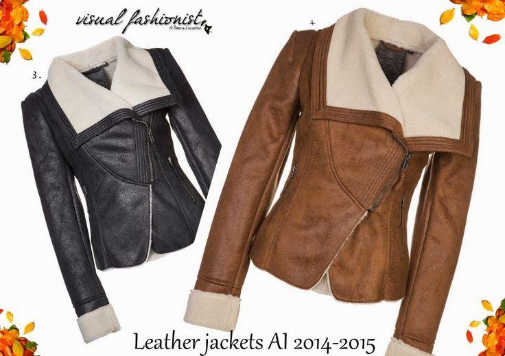 Visual Fashionist: Trend giacche in pelle da donna A/I 2014 2015: 10 modelli economici e come indossarli - http://visualfashionist.blogspot.it/2014/09/trend-giacche-in-pelle-da-donna-ai-2014-2015-10-modelli-economici.html