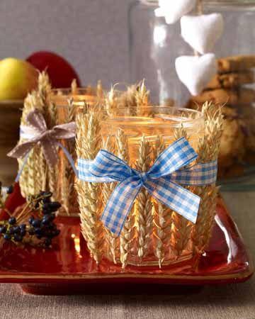 Tischdeko selber machen herbst  117 besten tante dristine's tischdeko Bilder auf Pinterest ...