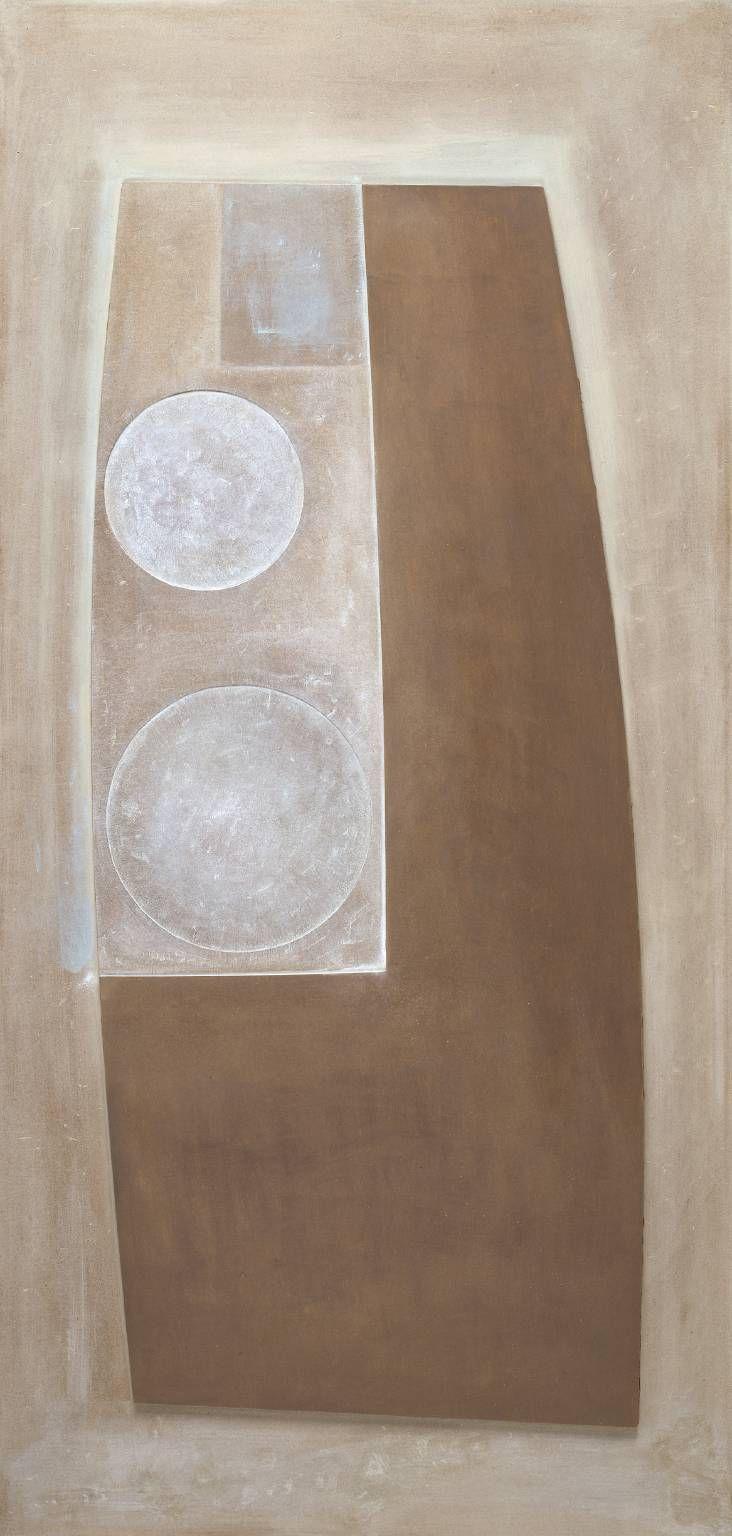 Ben Nicholson OM, '1967 (nest of circles), 1967