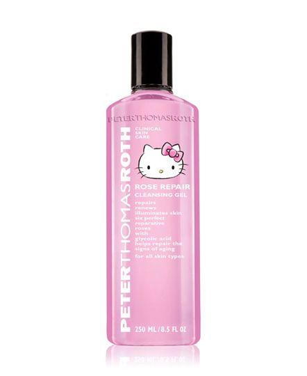 PETER THOMAS ROTH - Hello Kitty Rose Repair Cleansing Gel