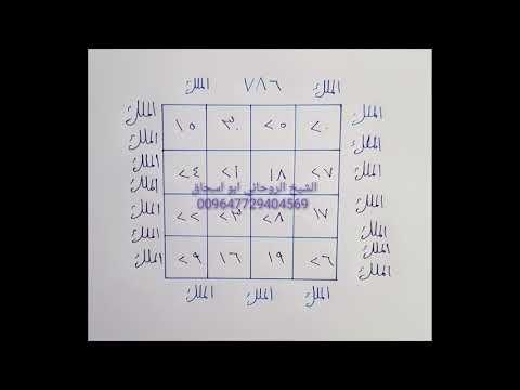 وفق للهيبه و القبول وقضاء الحوائج مجرب Youtube Periodic Table