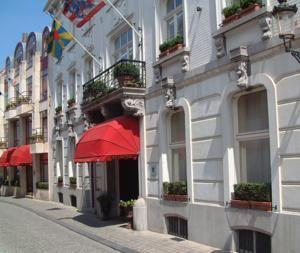 ★★★★ Best Western Hotel Acacia, Brugge, België