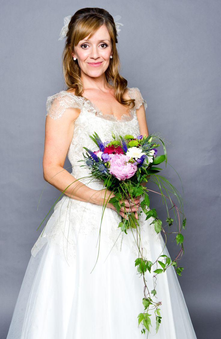 Priya emmerdale white dress
