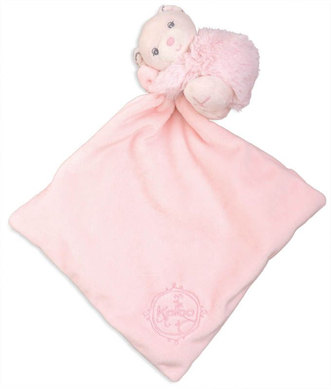 Kaloo-Soft Toys for Babies- Perle DouDou Bear {Pink}